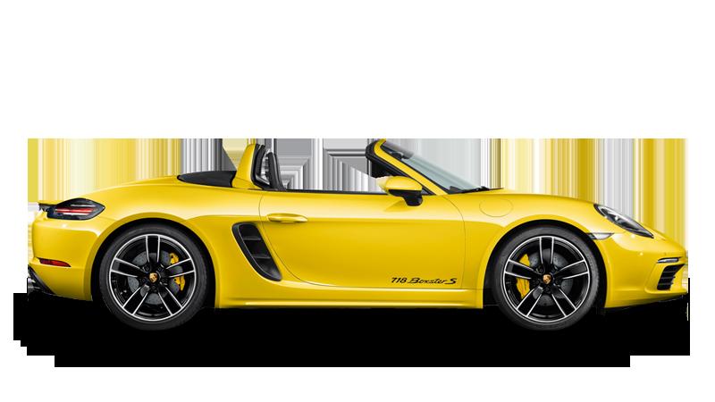Porsche 718 Cayman GTS -  Tequipment