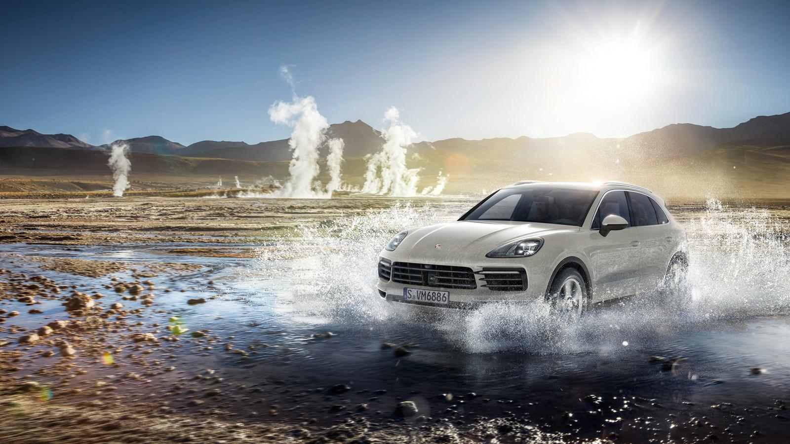 Porsche - Celoročné pneumatiky