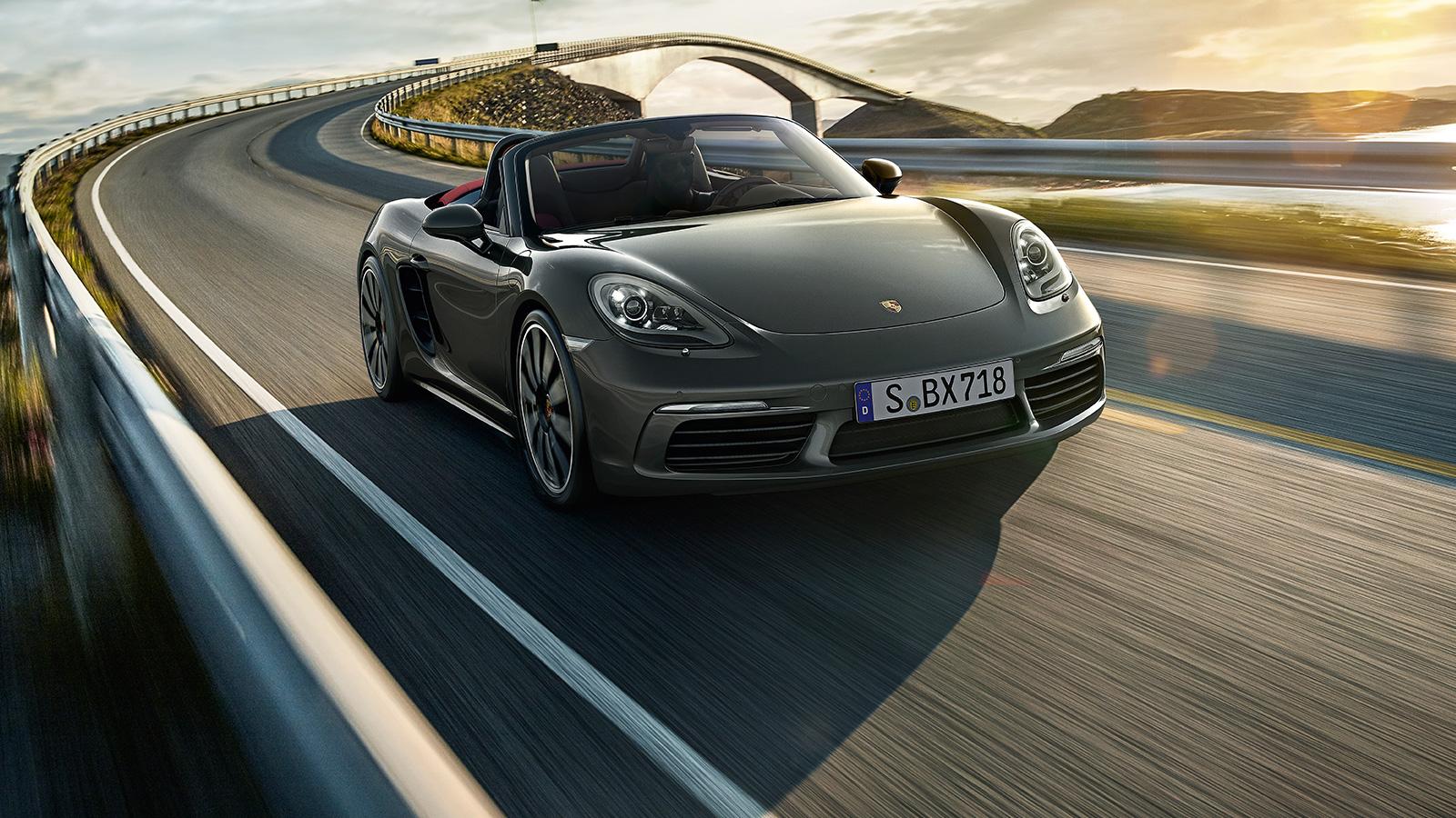 Porsche - Letné pneumatiky