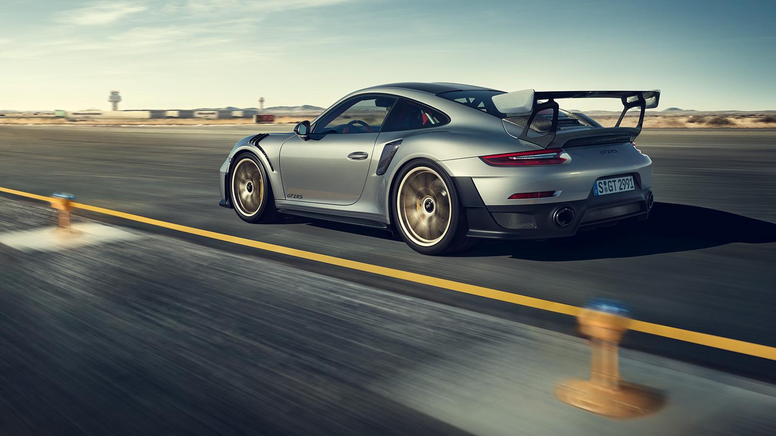 Porsche - Športové pneumatiky