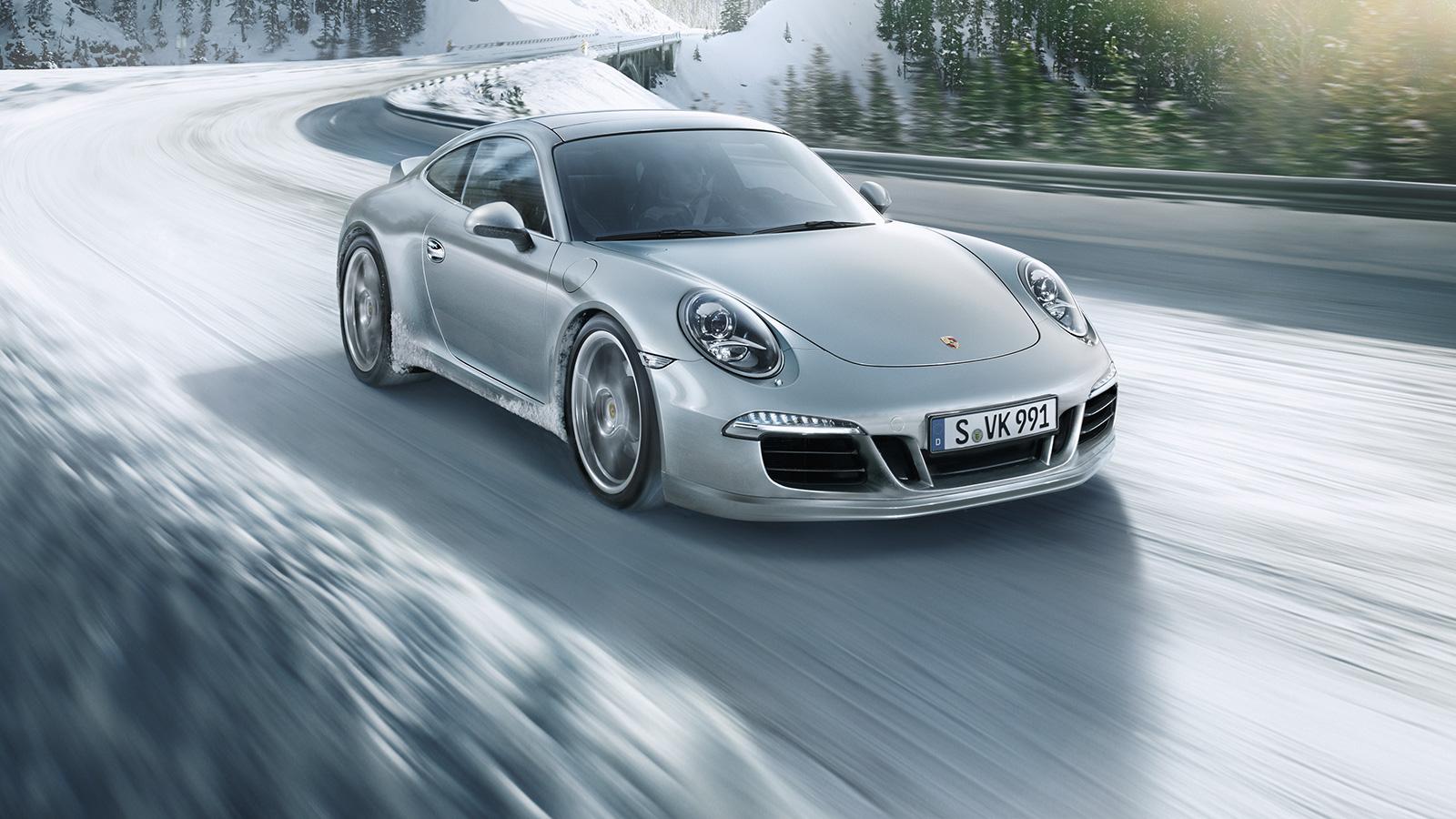 Porsche - Zimné pneumatiky