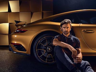 Porsche - Driver's Selection